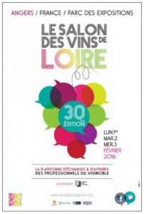 Angers, salon des vins de Loire, parc expo