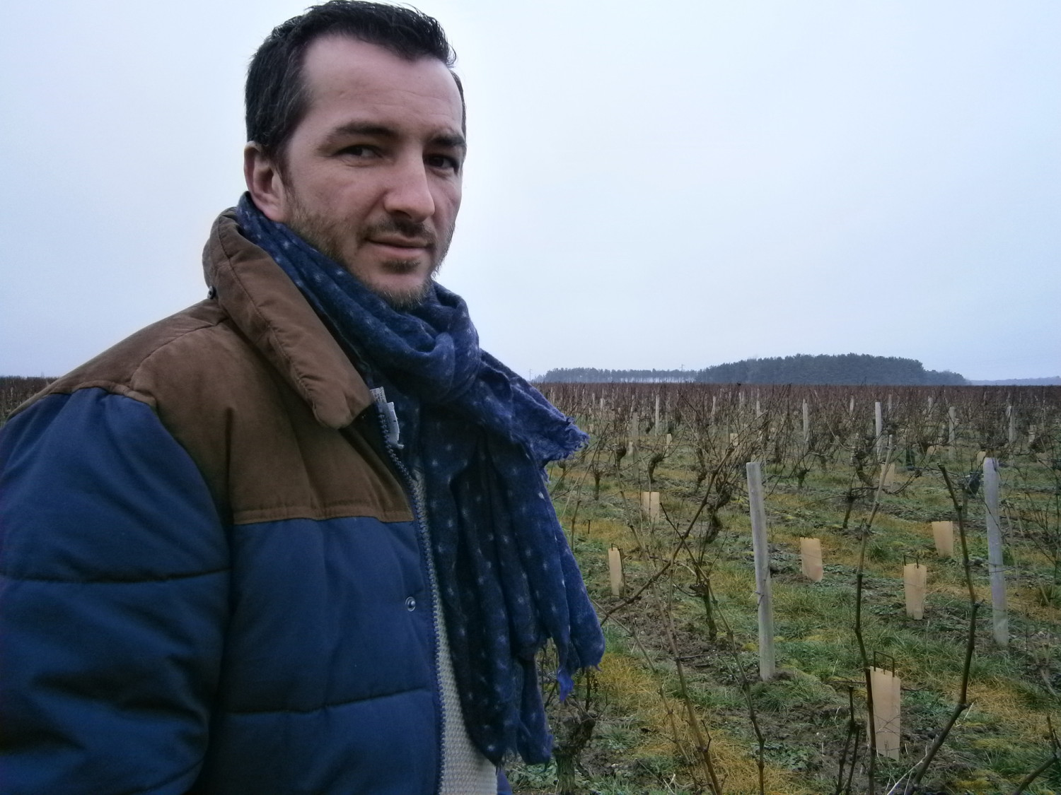 Vignerons : Vincent Sirent-Courtaud (Lunery)