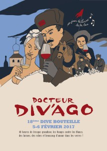 Salons des vins 2017, Saumur : Dive Bouteille