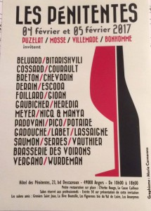 Salons des vins 2017, Angers : Pénitentes