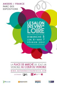 Salons des vins 2017, Angers : salon des vins de Loire