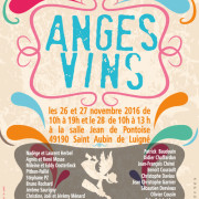 Anges Vins, salon des vins à Saint-Lambert-du-Lattay